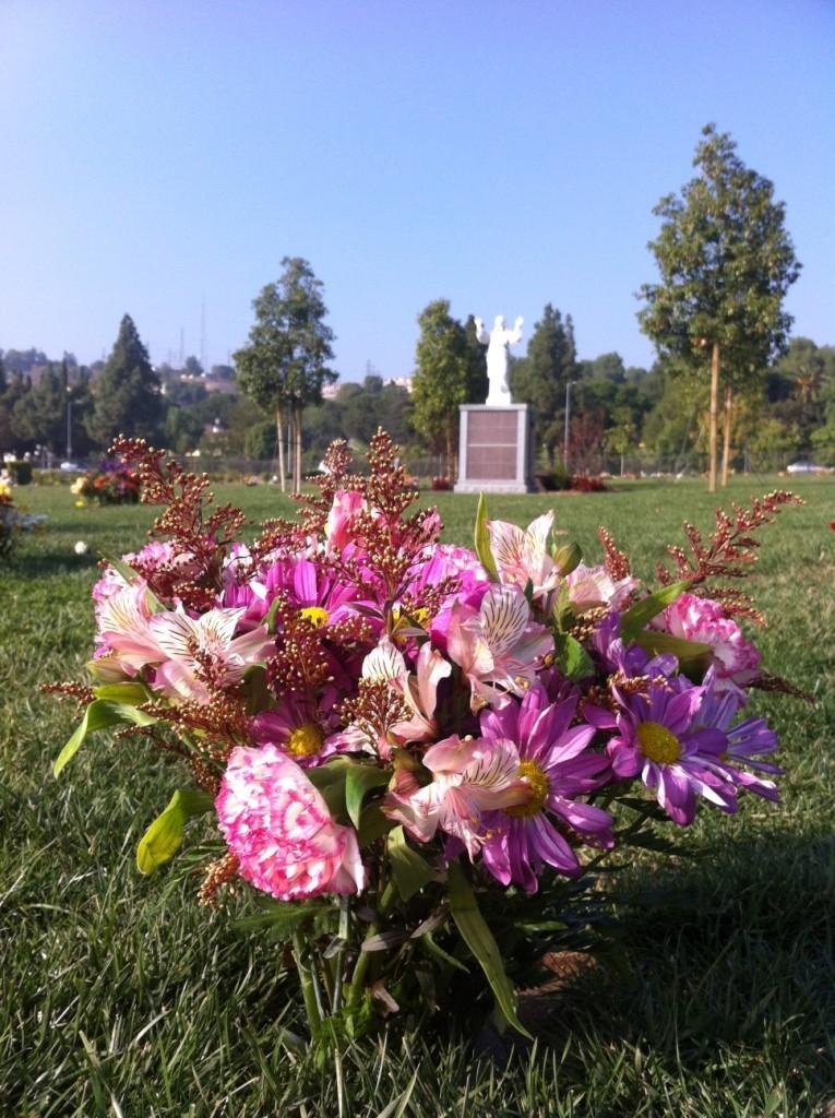 Thanksgiving Flowers For Steve