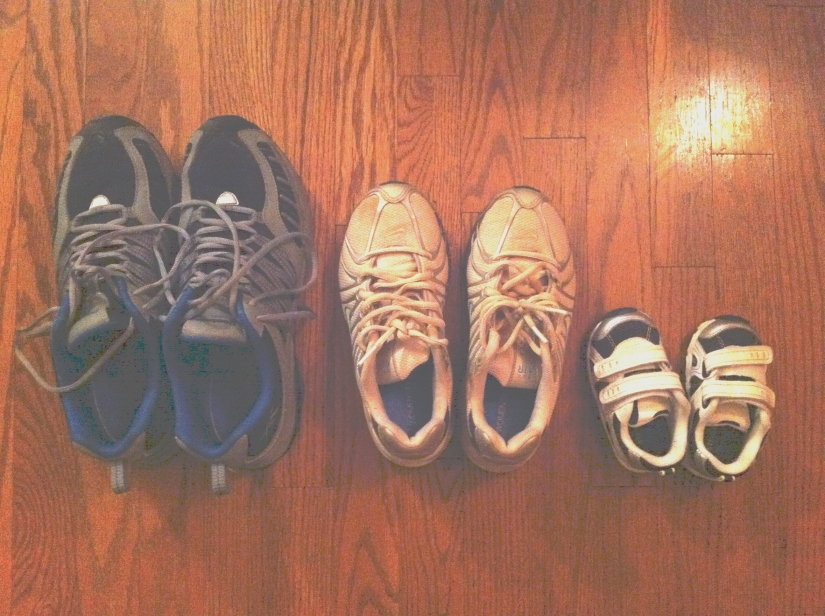 The Ivens Family Shoes