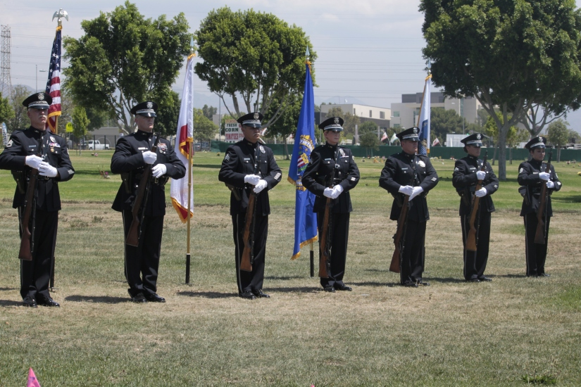 Honor Guard Ceremony