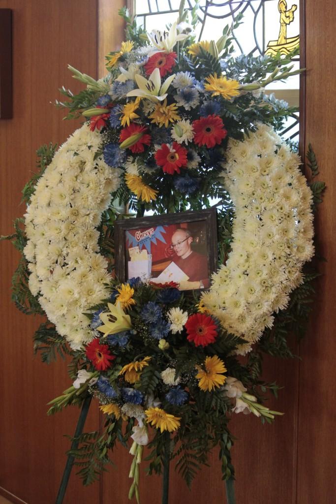 Flowers for Steve