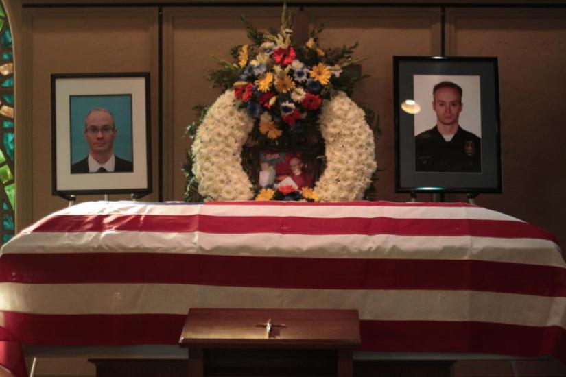 Steve's Funeral